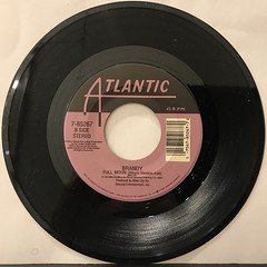 BRANDY:WHAT ABOUT US?(RECORD SIDE-B)