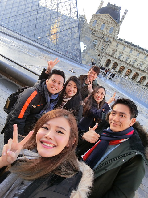 paris tour group singapore