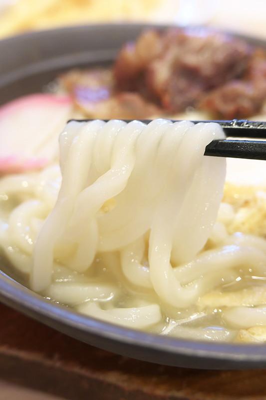 麺屋ガスト 松山 鍋焼き肉うどん