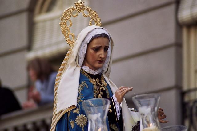 Procesión Jaén