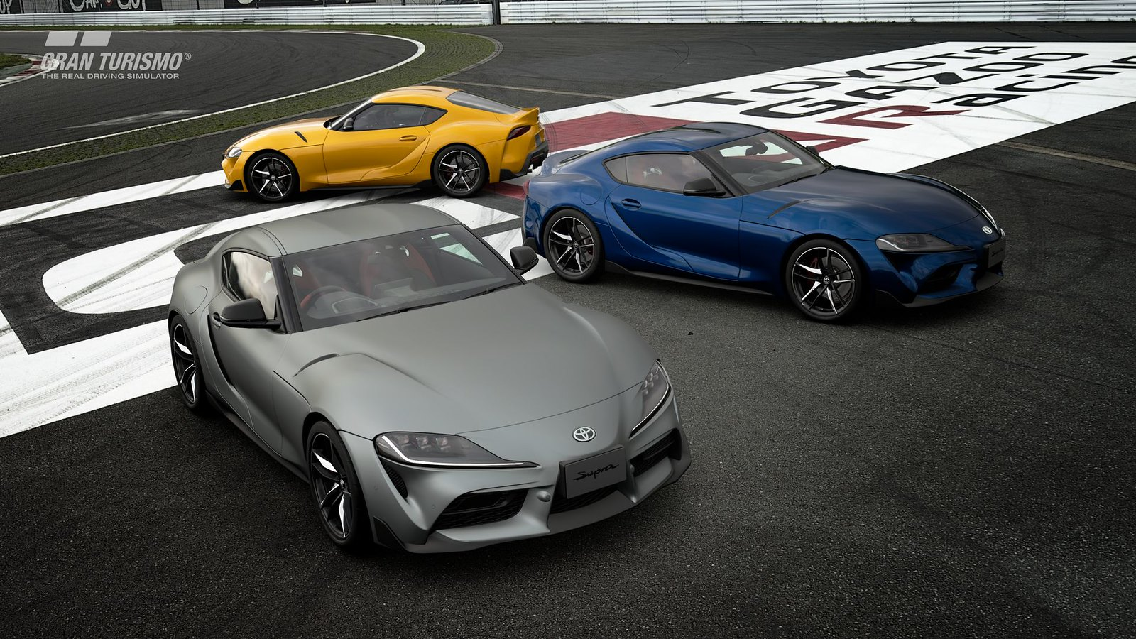 GT Sport Update Out Today: Toyota GR Supra RZ '19, New Track