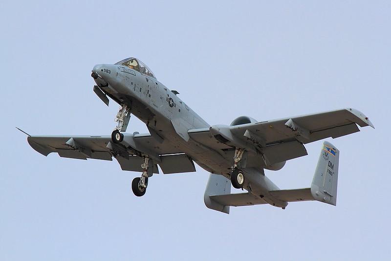 IMG_6739 A-10 Thunderbolt II, MCAS Yuma Air Show