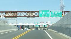 NJ Turnpike Interchange 14A Bayonne
