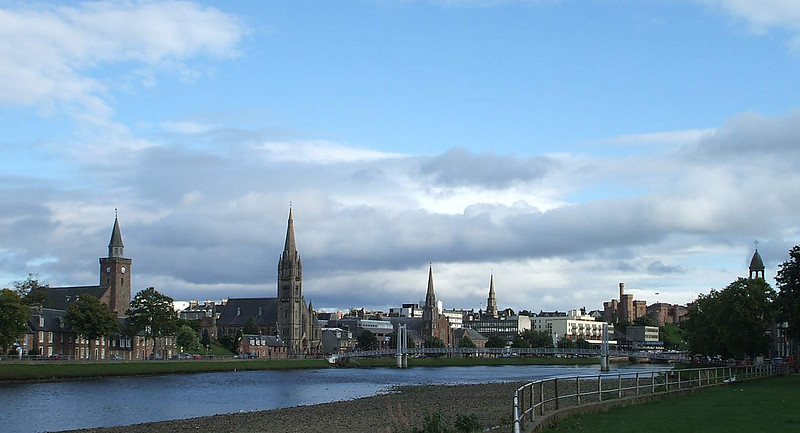 best places to visit in Inverness