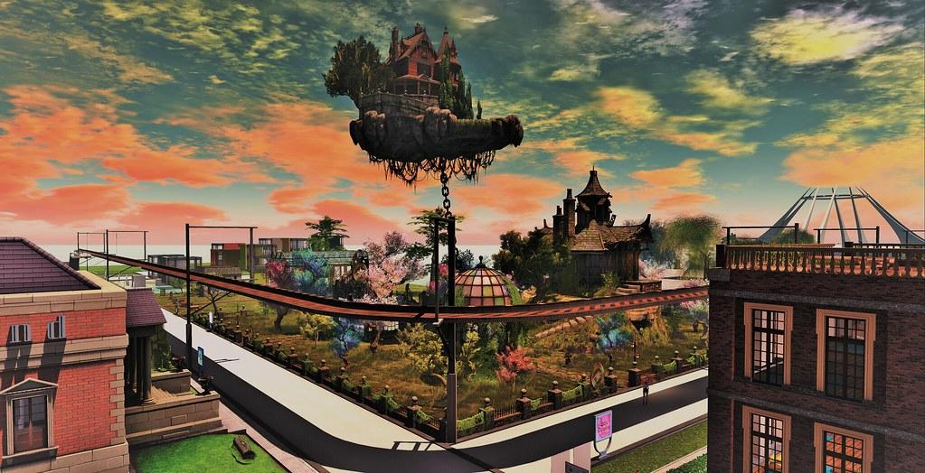 AERIAL VIEW - SL HOME & GARDEN EXPO
