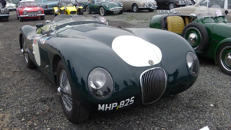 Jaguar type C - God save the cars 2019 47401198512_1bd4e6f68b_c