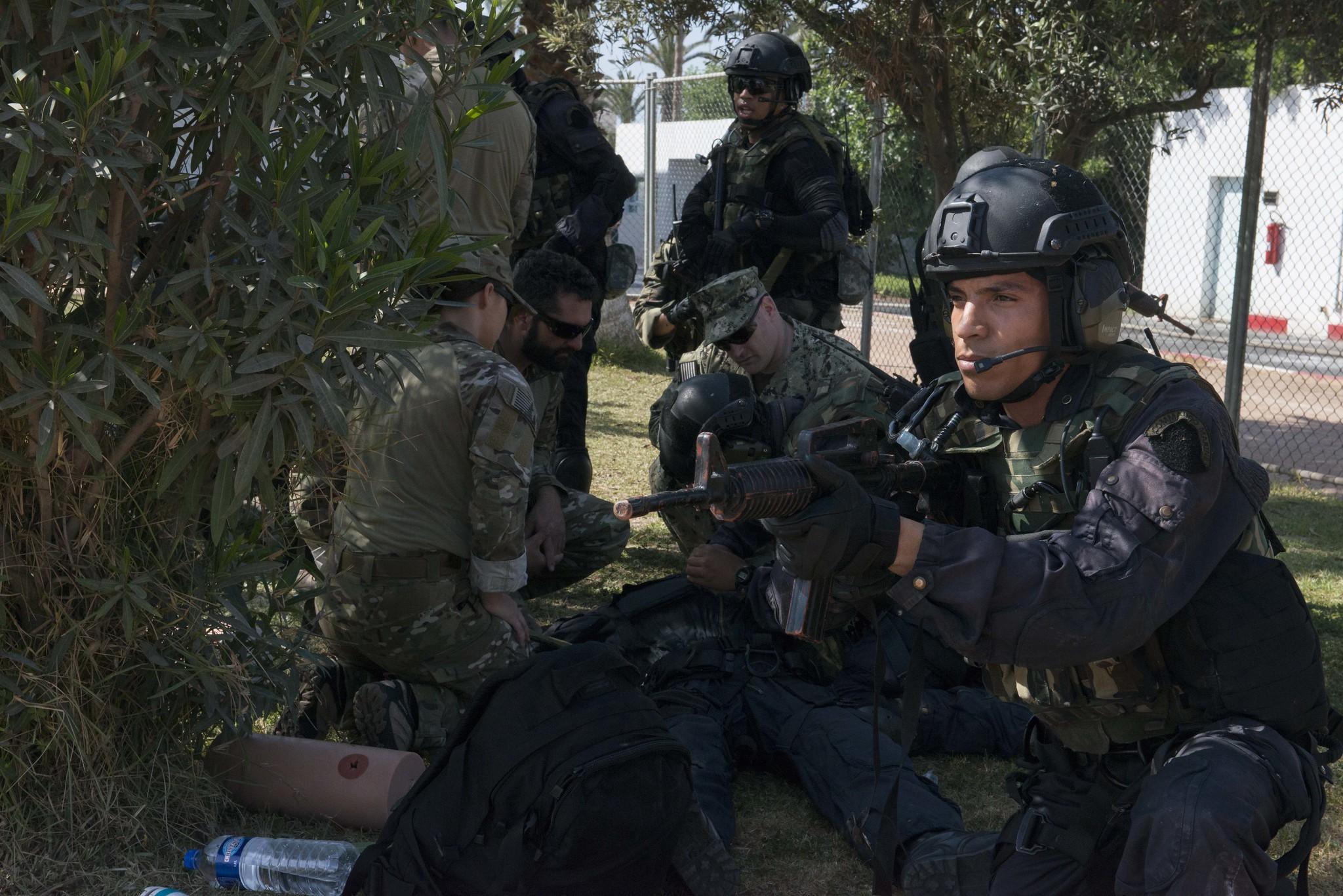 Armée Tunisienne / Tunisian Armed Forces / القوات المسلحة التونسية - Page 15 47441851582_53397aad19_k