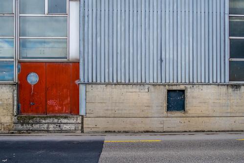 Rue de l'Arsenal, Yverdon-les-Bains