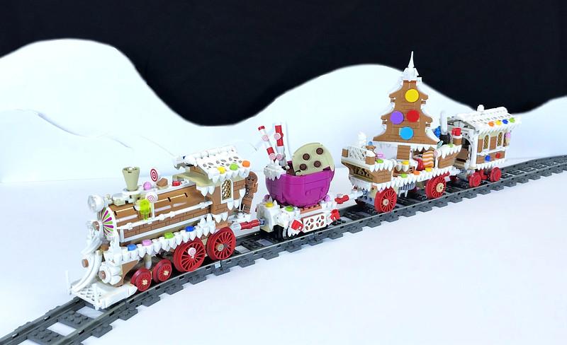 Gingerbread Express