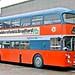 Highland Scottish: D6 (NXA632H) in Inverness Bus Station