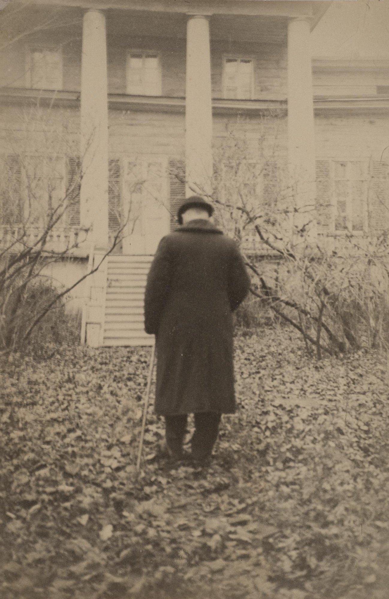 1910. В старой усадьбе