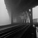 Steel Bridge, Portland by austin granger