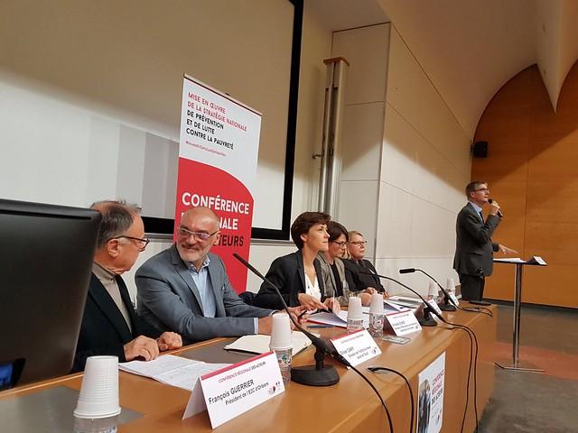 Conférence régionale des acteurs en Centre-Val de Loire