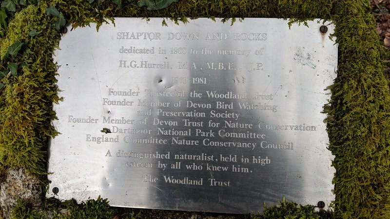 Shaptor Down Plaque