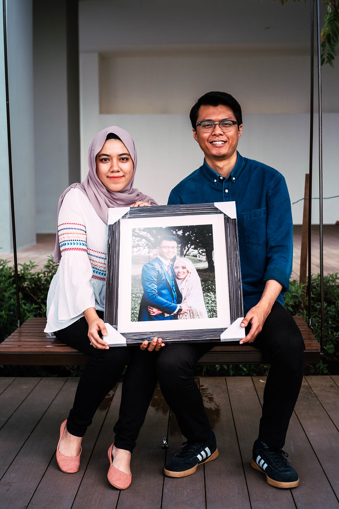frame enlargement malaysia wedding photography