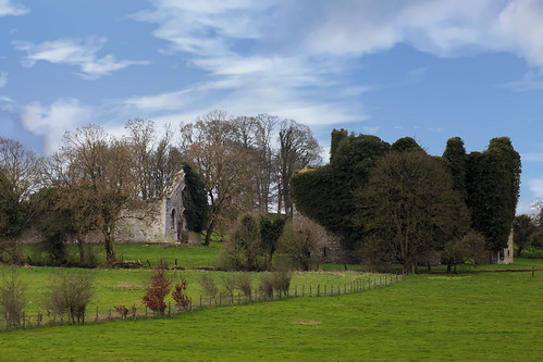 Summerhill Demesne, the ruin of Lynch's castle