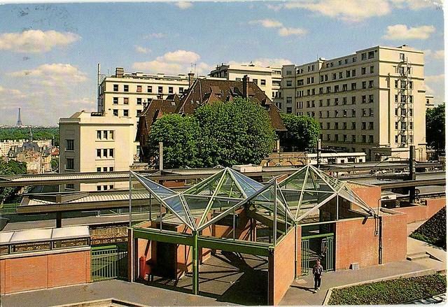Suresnes-La-gare-Dep92-Hauts-de-Seine