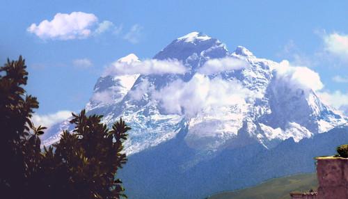 The always beautiful Huascarán - Cordillera Blanca
