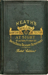 1870 Heath's Pocket Detector cover