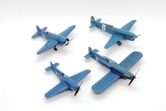 gros moteur et petites ailes... Une petite série de racers... Et un Farman - Page 13 32429793177_63caf4b793_z