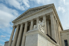 Equal Justice under Law - US Supreme Court Bldg  - Washington, DC