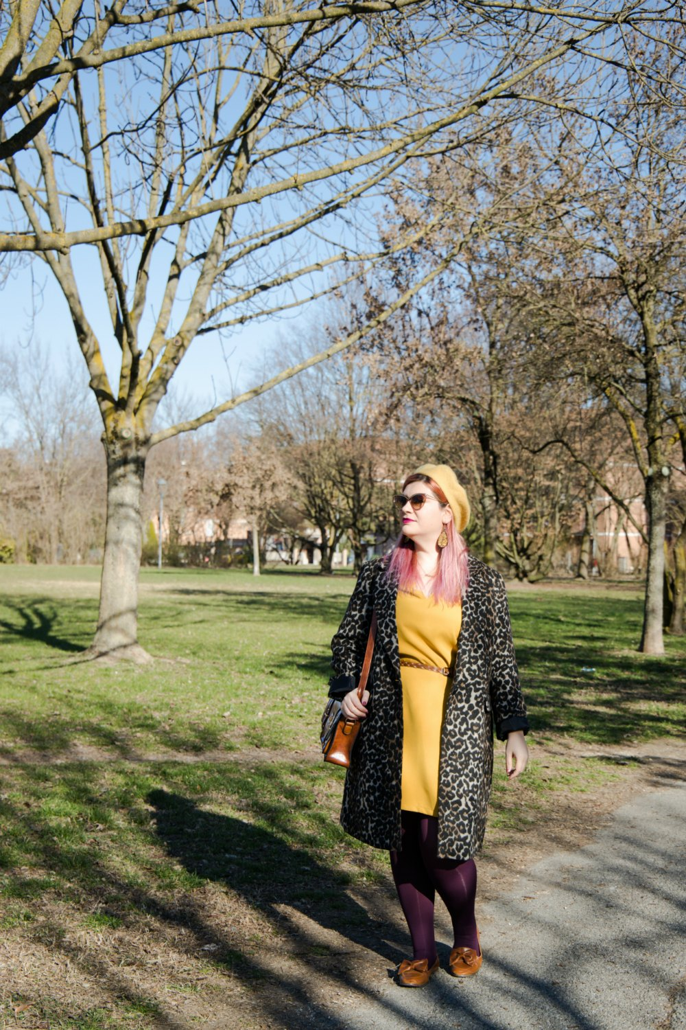 Outfit giallo, plus size (6)