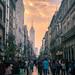 Magical Sky in Mexico City por GlobalGoebel