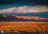 Una bellissima alba alla Monument Valley