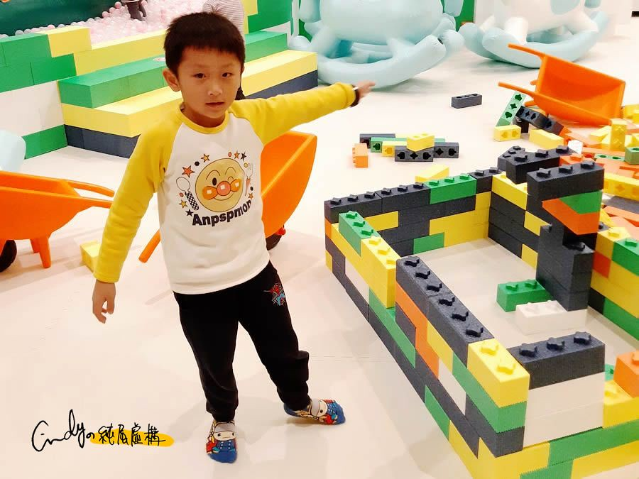 KID'S 建築樂園台北快閃店