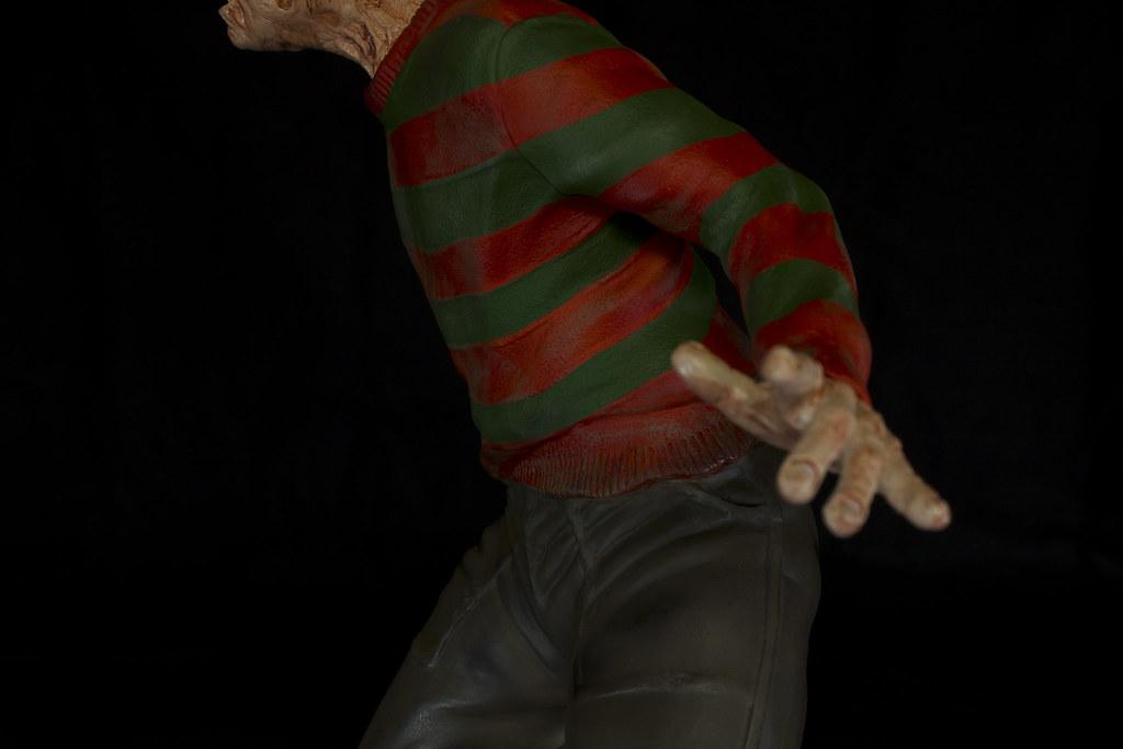 Freddy Krueger Screamin model kit | Freddy Krueger Screamin