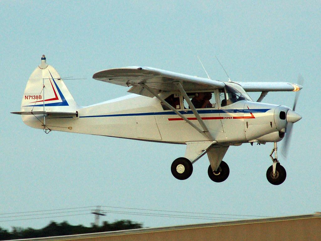 N7138B Piper Pa-22-150 Caribbean | John Yates | Flickr