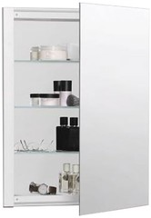 Robern CB-RC2026D4FP1 R3-Series Plain Mirror Medicine Cabinet For Sale