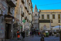 Via dei Tribunali, Napoli, Italy