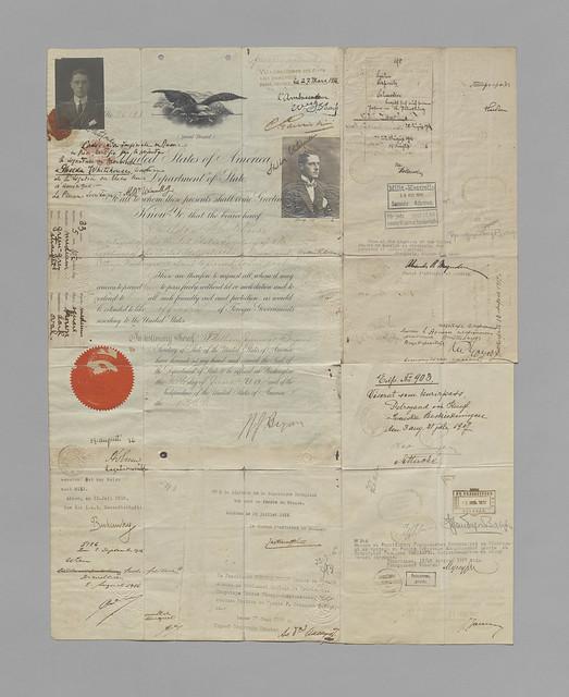 Whitehouse passport