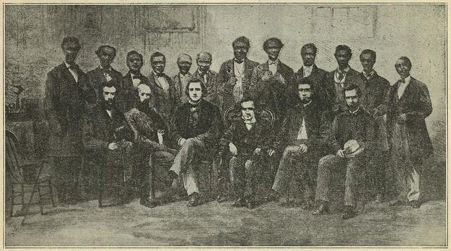 19th Century Methodist Pastors in Louisiana