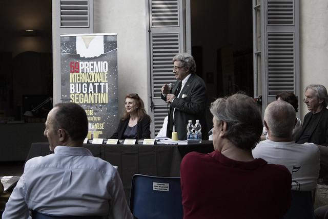 Discorso inaugurale del 59° Premio Internazionale Bugatti Segantini