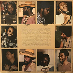 GIL SCOTT-HERON, BRIAN JACKSON AND THE MIDNIGHT BAND:THE FIRST MINUTE OF A NEW DAY(JACKET C)
