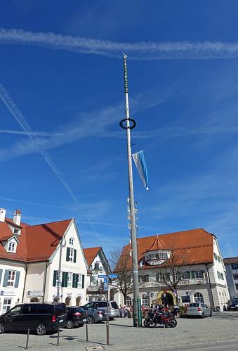 2019-03-17 Sylvensteinsee, Bad Tölz 033 Bad Tölz, Tölzer Braustüberl