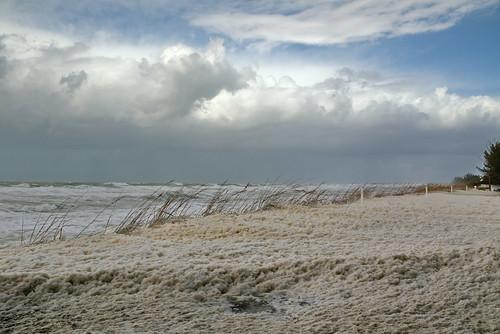 sigma canon 18250mmf3563dcos 18250mm usa us seafoam clouds waves beach florida bocagrande bocagrandeflorida