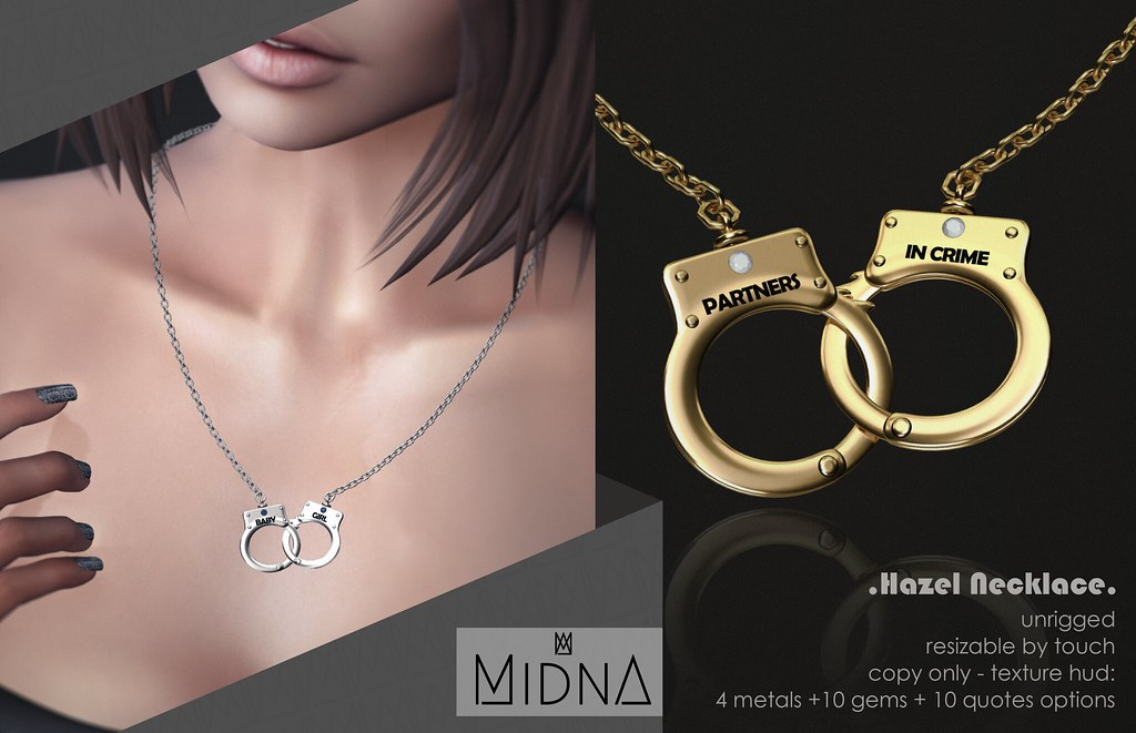 Midna – Hazel Necklace