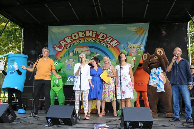 Čarobni dan Tivoli, Ljubljana, 10. jun. 2018