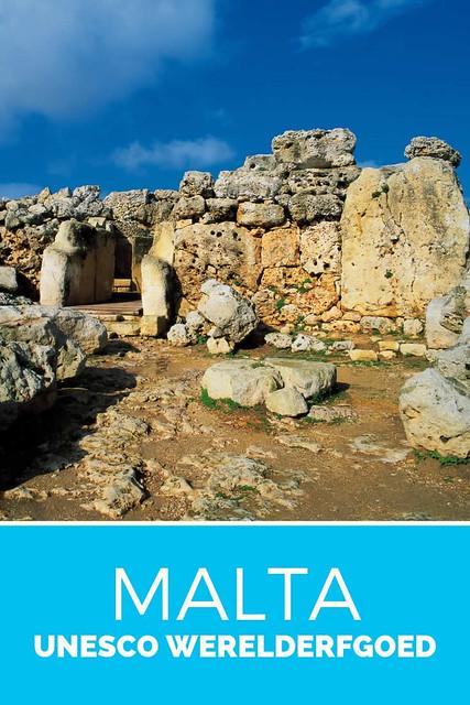 Malta: 7x UNESCO Werelderfgoed op Malta | Malta & Gozo