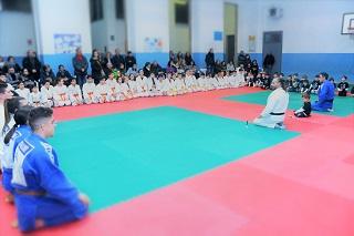 Noicattaro. judo front