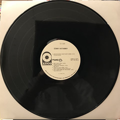 DONNY HATHAWAY:DONNY HATHAWAY(RECORD SIDE-B)