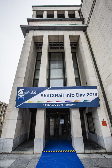Shift2Rail Info Day 2019