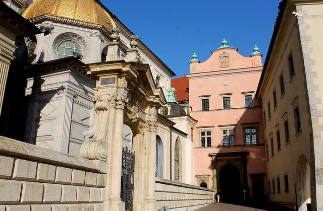 Palacio Real de Cracovia