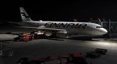 Finnair / Airbus A320-214 / OH-LXD