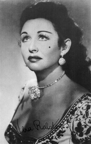 Vera Ralston in Timberjack (1955)