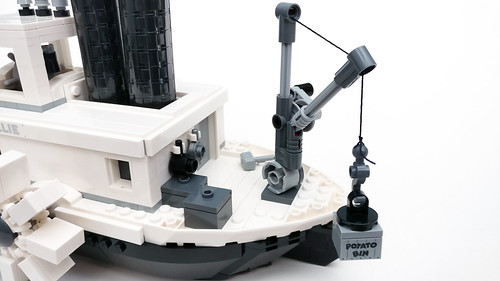 LEGO Ideas Steamboat Willie (21317)
