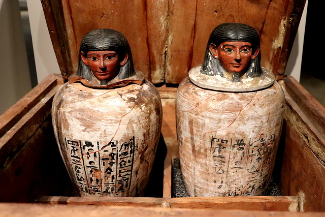 Mejores obras Museo Egipcio de Turín
